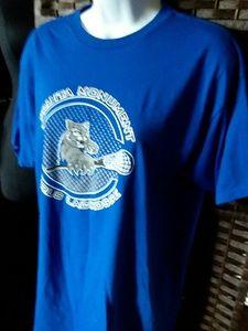 Other - Blue Lacrosse T-Shirt Size M